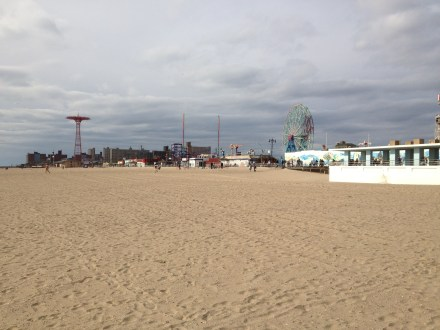 PHOTO-7 - Coney Island, janvier 2012 - Marc Levy