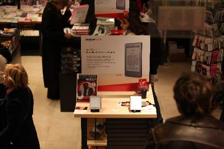 PHOTO-12 - Virgin Store Signing November 2011 - Marc Levy