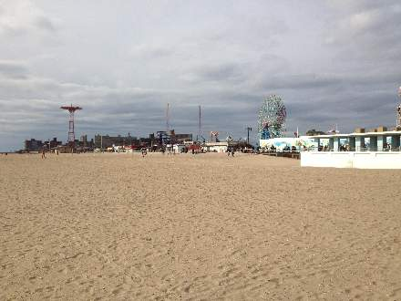 PHOTO-2 - Coney Island 2012 - Marc Levy