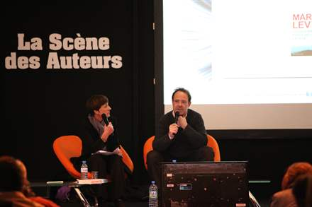 PHOTO-1 - Paris Book Fair  23.03.13 - Marc Levy