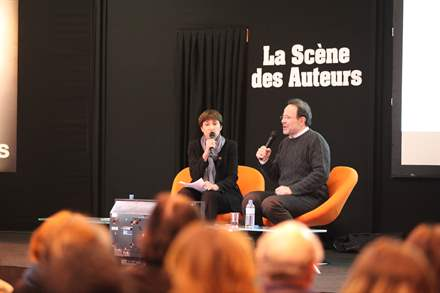 PHOTO-6 - Paris Book Fair  23.03.13 - Marc Levy