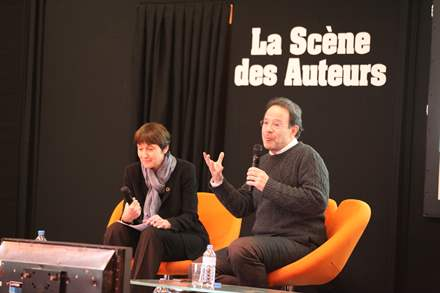 PHOTO-7 - Paris Book Fair  23.03.13 - Marc Levy