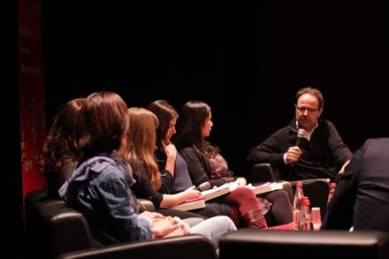 PHOTO-8 - Alliance Française de Paris, 20.03.15 - Marc Levy
