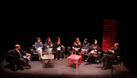 PHOTO-14 - Alliance Française de Paris, 20.03.15 - Marc Levy