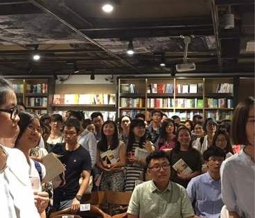 signature librairie Zhongxin - Beijing, September 2016 - Marc Levy
