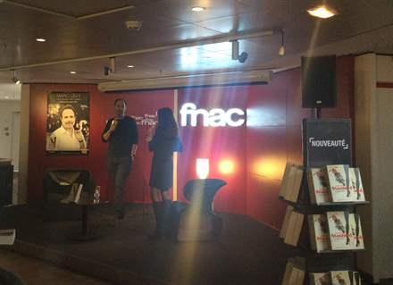 PHOTO-5 - Fnac des Ternes Paris, 22 avril 2017 - Marc Levy