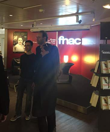 PHOTO-13 - Fnac des Ternes Paris, 22 avril 2017 - Marc Levy