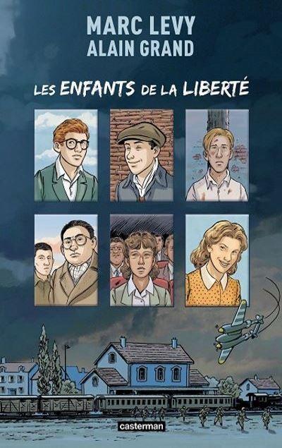 Marc LEVY - Livres - BD Les Enfants de la liberté