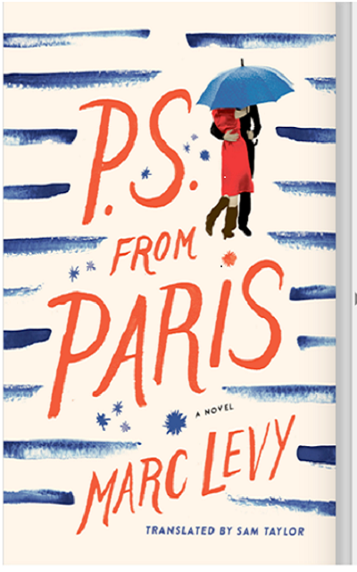 Marc LEVY - Livres - P.S From Paris
