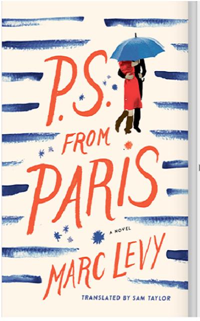Marc LEVY - Livres - P.S From Paris