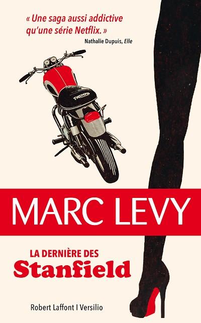 Marc LEVY - Livres - La Dernière des Stanfield