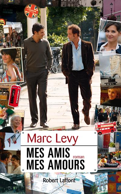 Marc LEVY - Livres - London Mon Amour