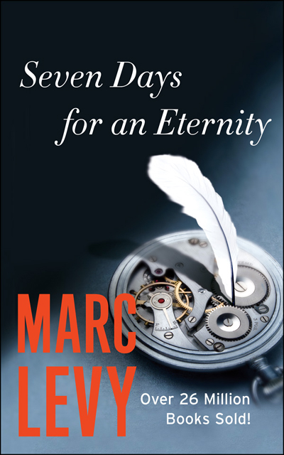 Marc LEVY - Livres - Seven Days for an Eternity