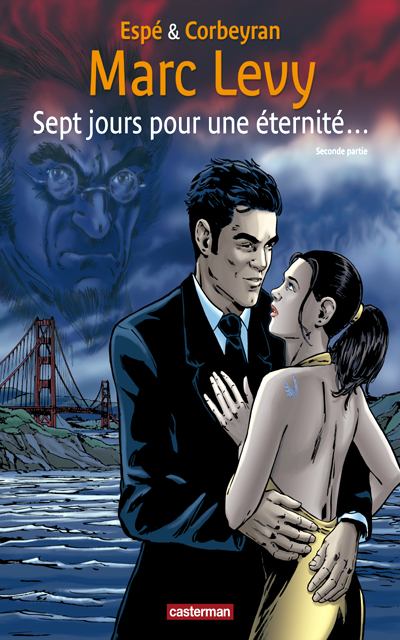 Marc LEVY - Livres - Seven Days for an Eternity, graphic novel, part 2